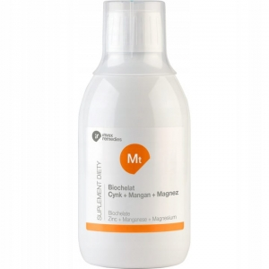 Biochelat Mt Cynk+Mangan+Magnez, Invex Remedies, 300ml