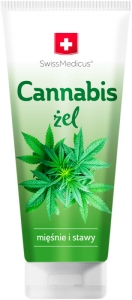 Cannabis Żel, SwissMedicus, 200ml